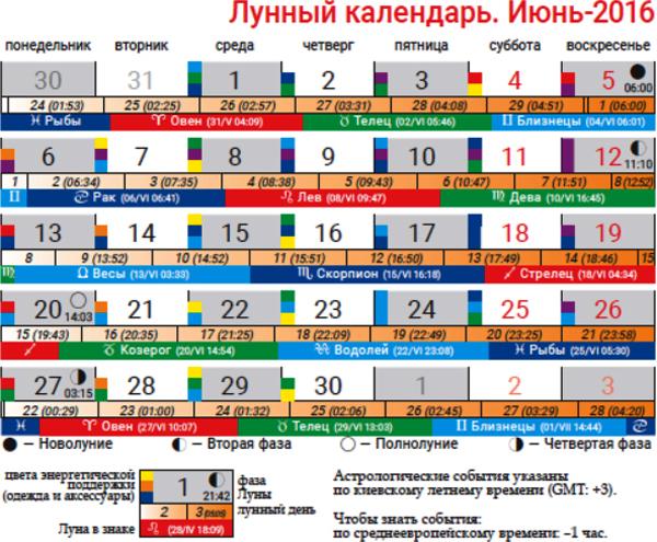 поездов лунный календарь на июню 2016 зайдя наш интернет-магазин